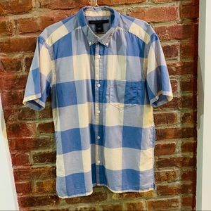 Marc By Marc Jacobs Button Up | L